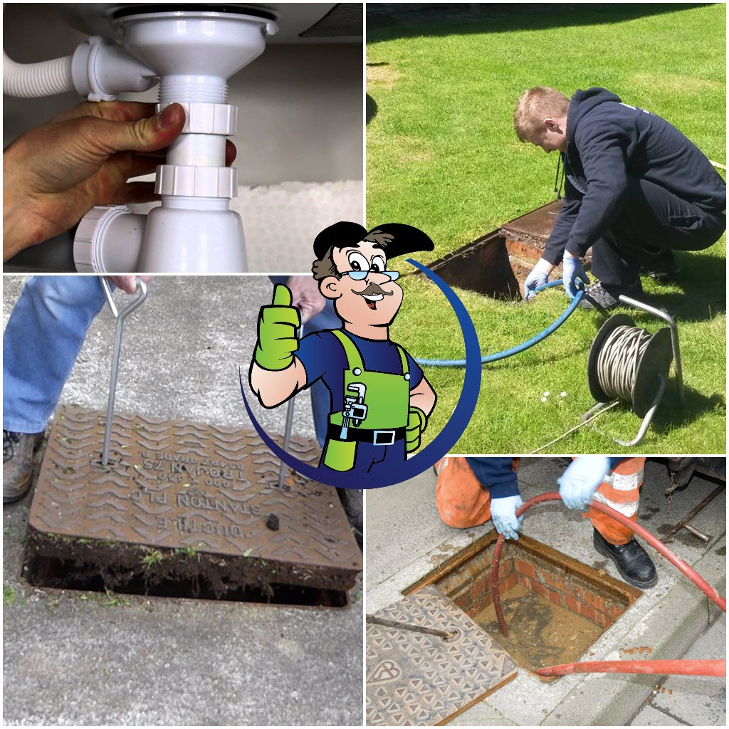 For Blocked Drains & Sinks in WARRINGTON, Call Drain-Cleaning-Services